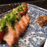 Pork Tender Miso Katsu